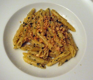 chili vanille penne