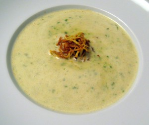 sellercremesuppe